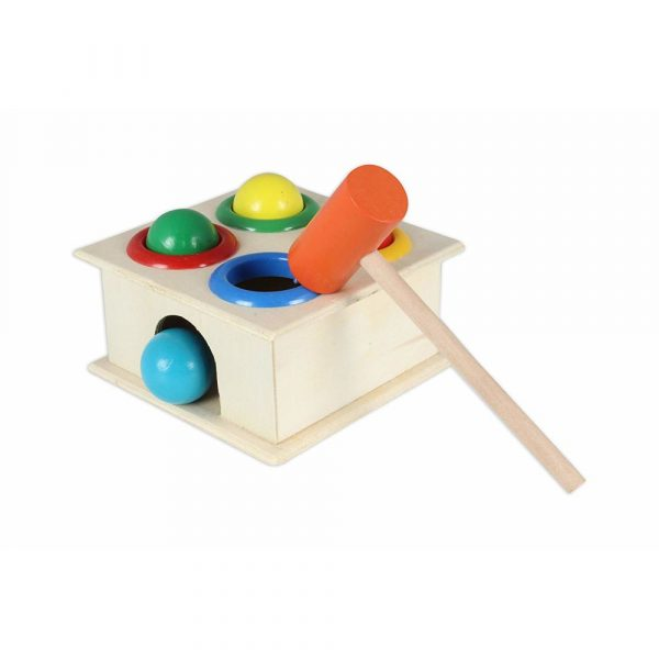 Buy Baybee Wooden Hammer Case Toy For Kids (30 x 1.5 x 22 CM)