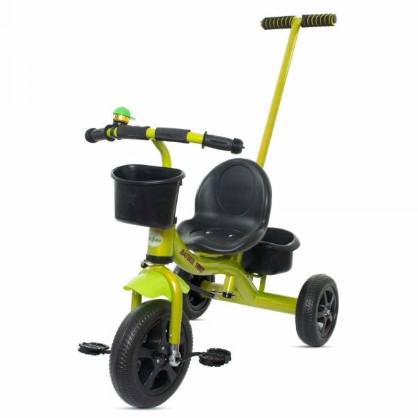 Buy Baybee 2 in 1 Lightweight Convertible Kids Tricycle Learn to Ride Trike with Parent Control -Storage Box | Suitable for Boys & Girls