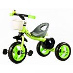 Buy Baybee Octroid Tricycle For Kids - Green