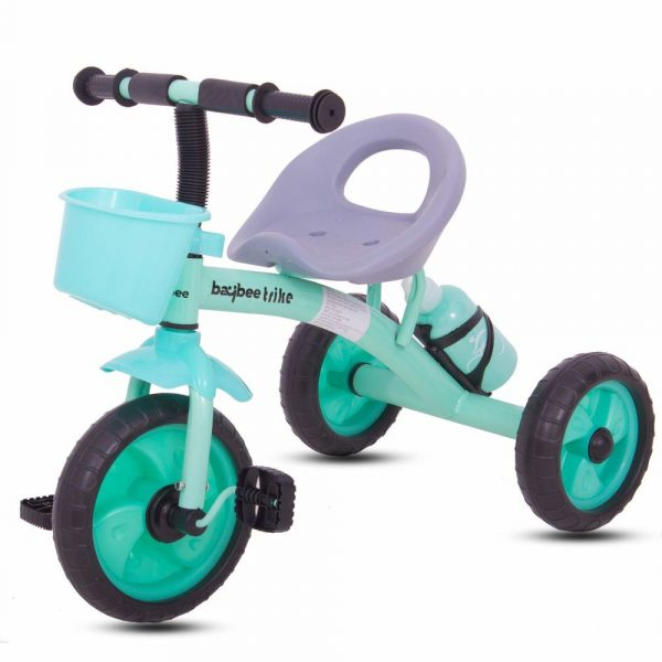Buy Baybee Baby Tricycle Kid's Trike Children Tricycle/Bicycle for Kid's Ride on Outdoor | Suitable for Boys & Girls - 1 to 5 Years ( Lake Blue )