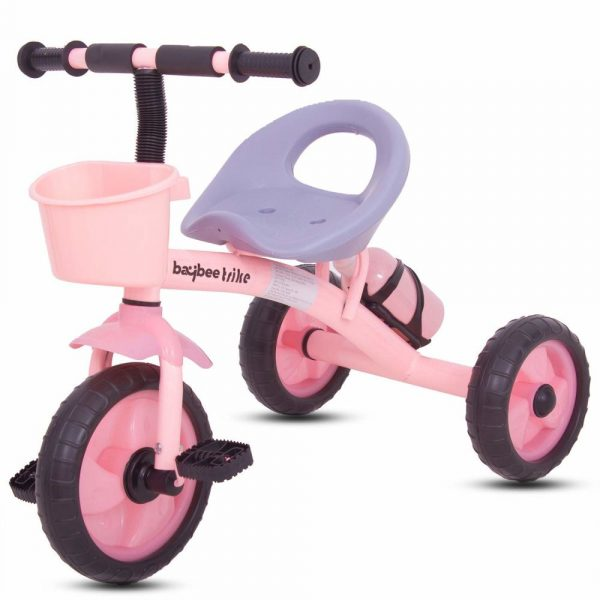 Buy Baybee Baby Tricycle Kid's Trike Children Tricycle/Bicycle for Kid's Ride on Outdoor | Suitable for Boys & Girls - 1 to 5 Years ( Pink )