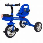 Buy Baybee Speeed Racing Tiny Toes Grand - The Smart Plug and Play Tricycle ( Blue )